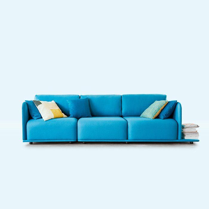Sofa rund oval  Bosetti Design Studio